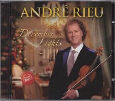 André Rieu - December Lights   *CD*  Weihnacht, Christmas / NEU/UNGESPIELT/MINT!