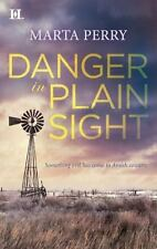 Danger in Plain Sight (Hqn) by Perry, Marta, Good Book