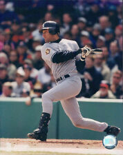 Derek Jeter ~ NY Yankees ~ 8x10 Actual Photo ~ NOT A REPRINT Free Top Loader