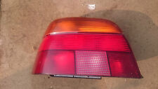 BMW E39 5 SERIES PRE FACELIFT N/S REAR LIGHT UNIT WITH BULB HOLDER COMPLETE