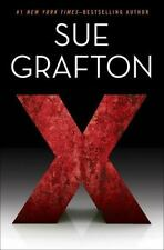 X :  A Kinsey Millhone Novel by Sue Grafton : New Hardcover  *ZB