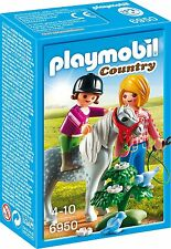 Playmobil 6950 Pony Walk Toy