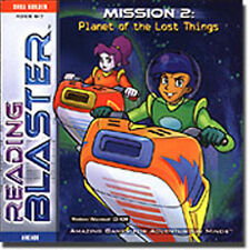 Reading Blaster Mission 2 Planet of the Lost Things Ages 6-7   Brand New Sealed