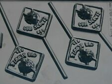 CUB SCOUT LOLLIPOP CHOCOLATE CANDY MOLD MOLDS PARTY FAVORS SCOUTS