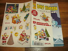 BART SIMPSON  Sauvageon -- french Simpsons COMIC # 3 // mit 17 Original-Stickern