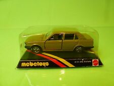 MEBETOYS A111 ALFA ROMEO GIULIETTA - METALLIC YELLOW/GREEN 1:43 - UNOPENED BOX