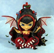 Too Cute To Spook Jasmine Becket Griffith Bewitching Tales Fairy Figurine