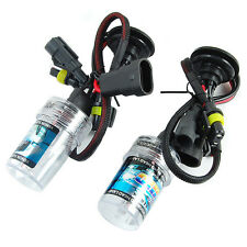 New 2 Pcs Car Xenon HID H1 35W 8000K Head Light Bulb Lamp