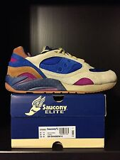 Bodega x Saucony G9 Shadow 6 'Pattern Recognition - Tan' - Size 11   $200