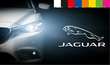 x2 Large Jaguar Logo Premium Vinyl Decals - Stickers