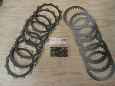 Warrior 350 Heavy duty clutch kit with springs Yamaha 1987-2004 motor engine New