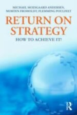 Return on Strategy: How to Achieve it!-ExLibrary