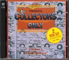 CD 111 COLLECTABLES FOR COLLECTORS ONLY  THE RARITIES  2 CD DI RARITA'