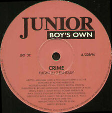 CRIME - Flight In 2 Fantasy - Junior Boy's Eigenen - JBO 32 - Uk