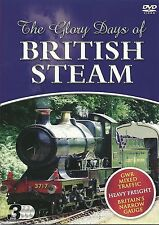 THE GLORY DAYS OF BRITISH STEAM - GWR, HEAVY FREIGHT & NARROW GAUGE BOX SET