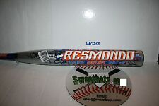 New NIW 2010 34 29 Worth Team Resmondo Mutant softball bat SBM54R Max END LOAD