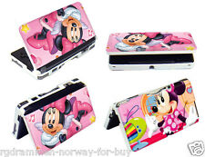 Cartoon Protective Mickey Mouse Case Cover For Nintendo Old 3DS XL Game Console,