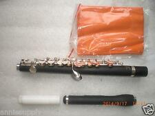 Quality wood compound C piccolo wood piccolos flute musical instrument