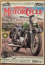 Classic Motorcycle Ariel Alternative Brighton Extra Show June 2015 FREE SHIPPING