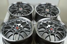 16 Rims Wheels Corolla Accord Forester Legacy Jetta Forte iM Camry 5x100 5x114.3