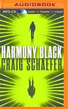 Harmony Black: Harmony Black 1 by Craig Schaefer (2016, MP3 CD, Unabridged)