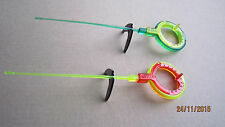 "Ice Fishing Rod winter ""balalaika"" axle-free (polycarbonate) from Ukraine!"