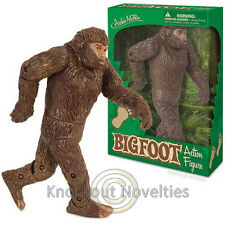 Bigfoot Action Figure Big Foot Sasquatch Yeti by Accoutrements
