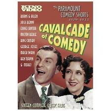 The Paramount Comedy Shorts 1929 - 1933 - Cavalcade of Comedy, Good DVD, ,