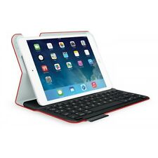 Logitech Ultrathin Keyboard Folio Case for iPad Air - Mars Red/Orange