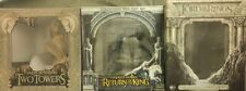 The Lord of the Rings LOTR Extended Trilogy Collector's Argonath Weta VG Fr/Shp