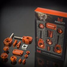 MOJO KTM Bling Kit - CNC Billet Anodized Fits 2013-2017 SX, SX-F, XC, XC-F,