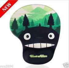 Hot Anime Totoro  3D Mouse pad  Anti-Slip Wrist Rest Gaming office supplies New