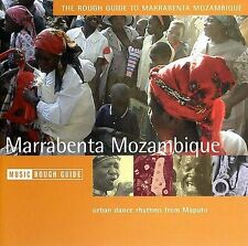 THE ROUGH GUIDE TO Marrabenta Mozambique (African) PROMO CD [A565]