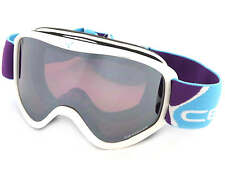 CEBE - STRIKER M ski snow Goggles WHITE VIOLET/ Dark Rose Mirror Cat.3 CBG60