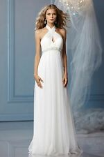 WTOO BY WATTERS ISLA  Style# 10360 Strapless Bridal Gown Wedding Dress Size 10