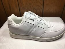 VINTAGE CONVERSE 14 PILOT MEN'S OX LO TOP LEATHER WHITE RELEASED 2001