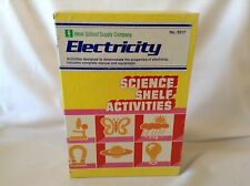 Ideal School Supply Kit Electricity Science Shelf Activities Education Fair Lab