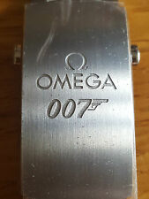 NEW OMEGA GENUINE BOND 007 SPECTRE SEAMASTER 300 ADJUSTABLE RATCHET CLASP