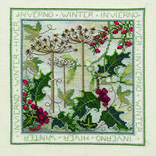 Derwentwater Designs Winter Cross Stitch Kit