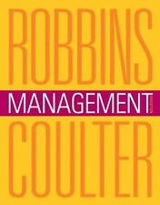 Used Book-Management, 12th Edition, Robbins And Coulter