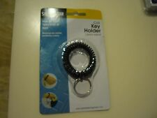 New ! 1PK  Steelmaster Coil Key Holder Keep Personal Items Close at Hand