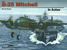 B-25 Mitchell in Action by Squadron / Signal 10221