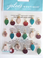 JOLEE'S BOUTIQUE STICKERS - ORNAMENT MINI REPEATS baubles Christmas