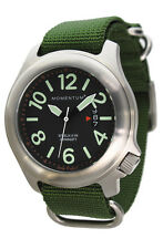 Outdooruhr Momentum Steelix Green SP74BS7G mit Saphirglas