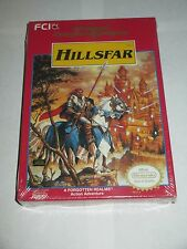Advanced Dungeons & Dragons: Hillsfar (Nintendo NES, 1993) NEW Factory Sealed