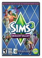 The Sims 3 Dragon Valley - Expansion Pack (PC/MAC GAMES) - FREE SHIPPING
