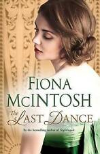 The Last Dance by Fiona McIntosh Large Paperback 20% Bulk Book Discount
