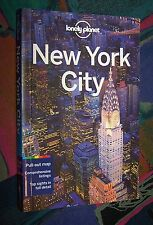 NEW YORK CITY - with pull-out map # 2012 LONELY PLANET