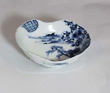 Kleine Schale aus Porzellan, China oder Japan 19. Jahrhundert Stäbchenschale