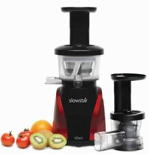 New 220 / 230 volt Tribest Slowstar Slow Juicer with $197 in Free Bonus Gifts!